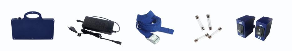 CT070 Accessories