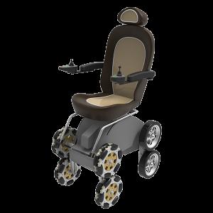 XSTO Electric Stair Climbing Wheelchair