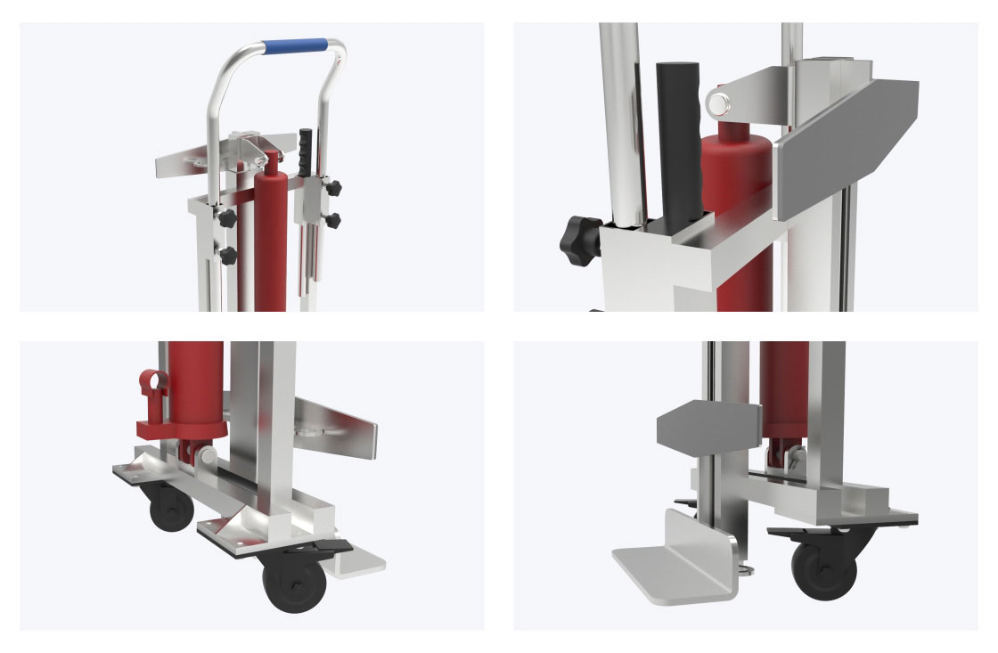 XSTO Lift Moving System