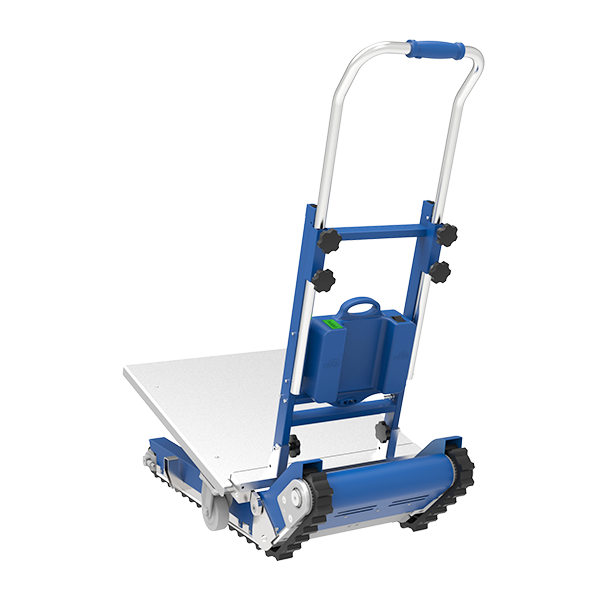 electric stair climbing trolley