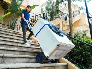 Moving Home Appliance