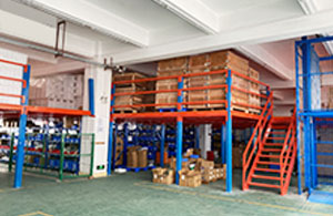 XSTO warehouse